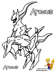 Small Picture Arceus Coloring Pages Coloring Pages Ideas Coloring Coloring Pages