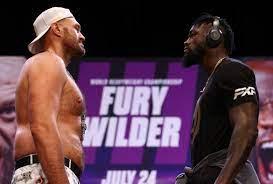 Fury vs Wilder set to be postponed due ...