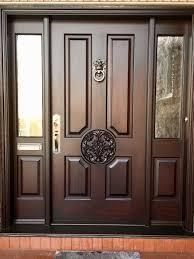 Single Design Door Single Entry Doors Wooden Front Doors Wooden Door Design