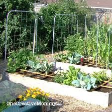 Small Picture Square Foot Garden Plans for Spring onecreativemommycom