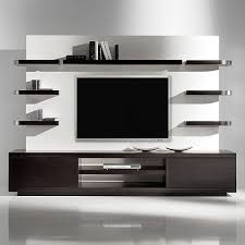 chic and modern tv wall mount ideas for