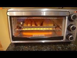 black decker to1303sb 4 slice toaster oven review