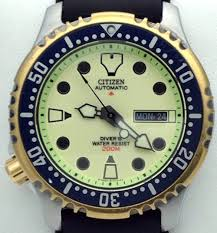 citizen watch mens second hand watches buy and sell in the uk citizen promaster automatic professional diver s 200m men s automatic watch