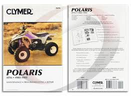 polaris sportsman x repair manual clymer m 1994 1995 polaris sportsman 400 4x4 repair manual clymer m496 service shop
