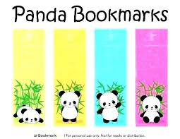 Bookmarks Templates Free Printable Bookmark Create Your Own