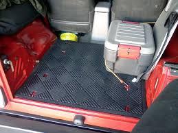 tj bed mat mod diy jeep accessories