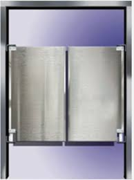 Double Swinging Doors Simple Commercial Kitchen Double Swing Door Cool Either For Home