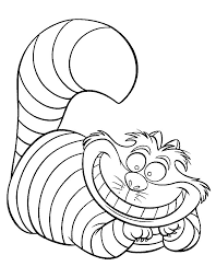 Small Picture Adult Disney Drawing Alice In Wonderland Coloring Pages Printable