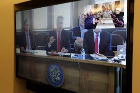 brian sandoval hosts a roundtable with nevada school superintendents in carson city and teleconferenced