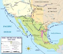 mexican american war declarations of war edit