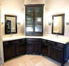 rustic bathroom double vanities. Interesting Rustic Rustic Double Bathroom Vanity Vanities Corner  Custom Ideas Bathrooms A Wood  Inside