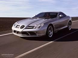 MERCEDES BENZ SLR McLaren (C199) specs - 2003, 2004, 2005, 2006 ...