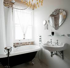Vintage Bathroom Lights Over Mirror 38 Bathroom Mirror Ideas To Reflect Your Style Freshome