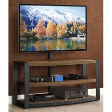 whalen santa fe 3 in 1 tv stand for tvs up to 65 warm ash finish com