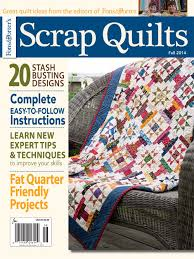 Scrap Quilts Fall 2014 - Fons & Porter - The Quilting Company & Scrap Quilts Fall 2014 – Fons & Porter Adamdwight.com