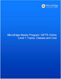 3 microedge master gifts level 1 cl topics 3 microedge master gifts level 1 cl descriptions 5 microedge master gifts level