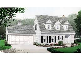 Cape Cod House Plan With 3 Bedrooms And 25 Baths  Plan 7645Cape Cod Home Plans