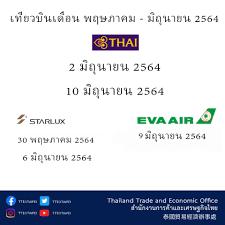 Thailand Trade and Economic Office - TTEO - पोस्ट