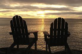 Adirondack chair silhouette Outdoor Seating Stock Photo Of Mn Minnesota Lake Superior North Shore Sunrise Adirondack Painet Painet Licensed Rights Stock Photo Of Mn Minnesota Lake Superior