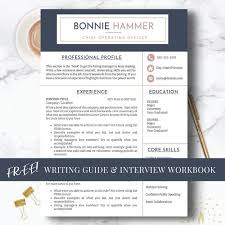 What To Put On Modern Resume Resume Template Cv Template Professional Modern Resume Ms Word Free Cover Letter Instant Download The Bonnie