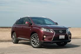 lexus 2014 rx 350 red. 2014 lexus rx350 f sport passenger front three quarters rx 350 red automotivecom