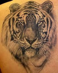 15 Nejlepší Tiger Tetování Vzory A Významy Se Snímky Styly V životě