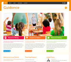 Css Website Templates Stunning Free Educational Website Templates Download Html And Css