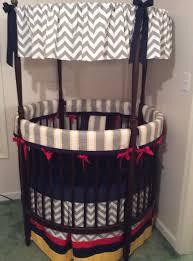 stokke bedding set nursery round cribs for crib circular circle bassinet posh baby setsr crib