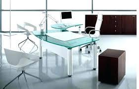 glass corner office desk. Glass Corner Office Desk Uk Furniture Extraordinary Magnificent Design Ideas Depot . Top O