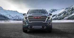 General Motors | Next-Generation 2019 GMC Sierra Denali Photo ...