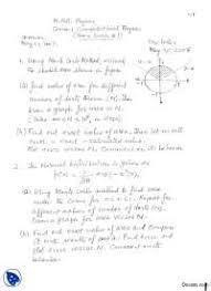 direct sampling method metropolis algorithm computational physics monte carlo mehthod computational physics assignment