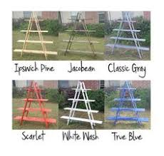 Wooden Ladder Display Stand Avery Ladder Shelf Quick Ship More Shops Shelves and Home ideas 64