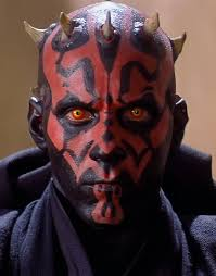 darth maul horns check action figures for horns in back