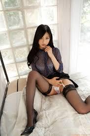 199 best Hot women in black stockings images on Pinterest