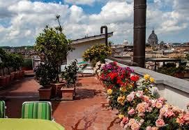 Das wahrzeichen roms kann nun wieder in alter pracht glänzen. Ferienwohnung Spanische Treppe Mit Panorama Dachterrasse In Rom Rom Bei Hrs Holidays Gunstig Buchen