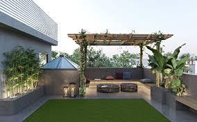 balcony garden interior design ideas