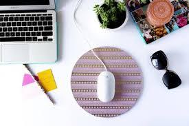 diy mouse pad ideas