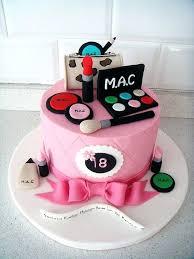 makeup birthday cupcakeakeup mac fondant birthday cake to frame cool th birthday cake ideas pictures