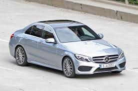 2015 Mercedes-Benz C-Class Spied Uncovered - GTspirit