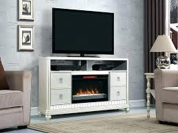 glass ember fireplace tv stand fireplace inserts electric