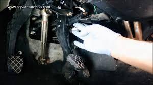 00526 Brake Light Switch How To Remove Brake Light Switch Vw Audi Skoda Seat In 3
