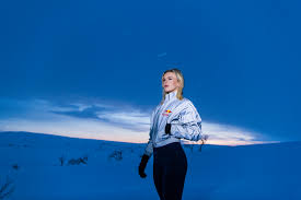 Emmi Peltonen: Arctic Ice Dance figure skating – film