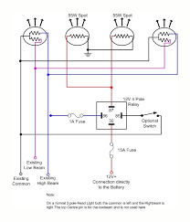 spotlight wiring harness solidfonts chris halogen spotlight wiring harness accessories international relay for spotlights nilza net