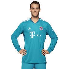 Bayern munich 1999/2001 goalkeeper football shirt #1 kahn adidas size s adult. Fc Bayern Goalkeeper Shirt 20 21 Official Fc Bayern Munich Store