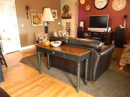 Decorating Console Table Ideas Elegant Console Table Decor Ideas Home Design With Sofa Of And