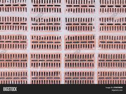 Perforated Brick Wall Design Perforated Brick Wall Image Photo Free Trial Bigstock