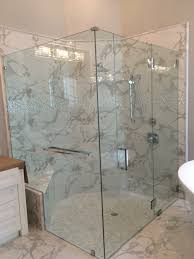 which options for frameless shower doors the glass pe a with door handle bar and img