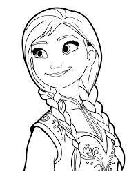 Disney Frozen Coloring Pages Frozen Coloring Book Disney Frozen