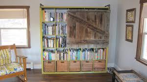 Expedit Room Divider expedit bookshelf turned rustic tv cabinetbookshelf ikea 5431 by uwakikaiketsu.us