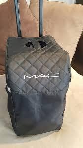 zuca mac makeup bag w wheels